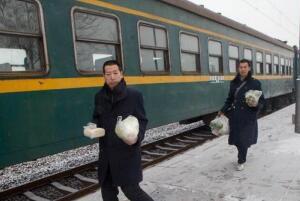 中国最便宜的火车票,从邯郸开往潞城绿皮火车(最低票价5毛)