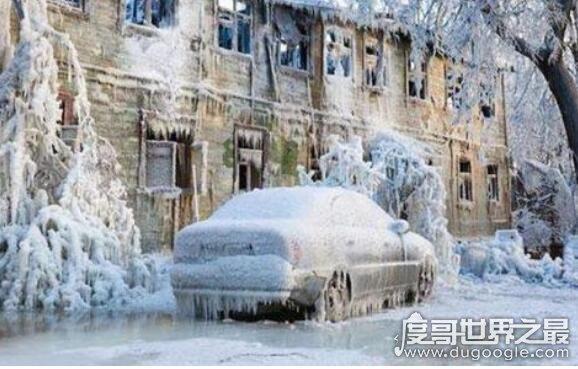 世界上最寒冷的村庄,奥伊米亚康村(历史最低气温零下71.2℃)