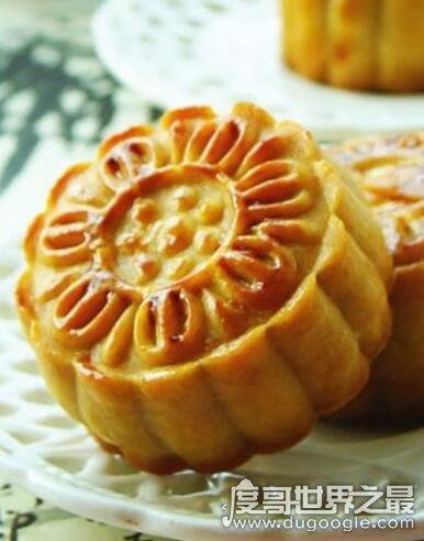 中国十大最好吃的月饼盘点,蛋黄月饼当之无愧第一名(送礼首选)