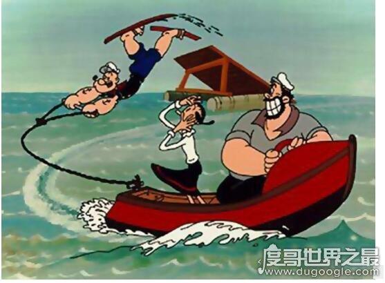 大力水手叫什么,英文名叫Popeye the Sailor(也叫波派或波佩)