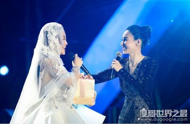 辛巴身价多少,花5000万和初瑞雪举办世纪婚礼(身价至少20亿)