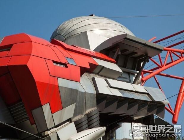 世界十大最丑建筑排行榜,我国福禄寿大楼榜上留名(丑瞎眼)