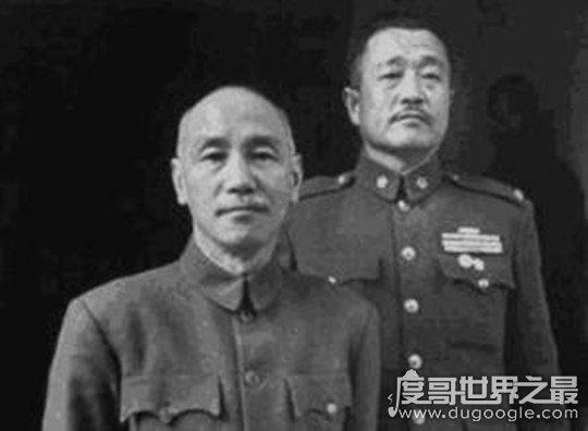杜杜聿明将军简介,国军十大抗日名将(女婿是诺奖得主杨政宁)