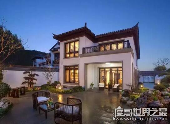 2019中国十大超级豪宅排行榜,苏州桃花源别墅一套要10亿