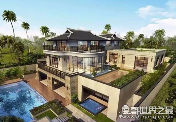 2019中国十大超级豪宅苹果彩票福利平台榜,苏州桃花源别墅一套要10亿