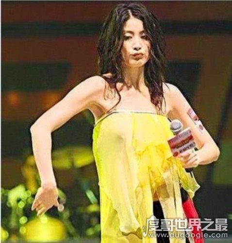 中国十大明星凸点装现场,林志玲/舒淇/范冰冰等大牌明星均上榜