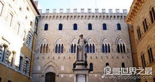 世界上最早的银行,创于1580年的威尼斯银行(中国最早1897年)