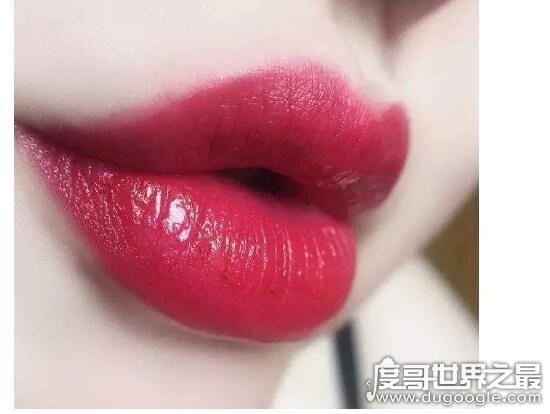 人类最美唇形排行,看看你的唇形有没有上榜(第一最受欢迎)