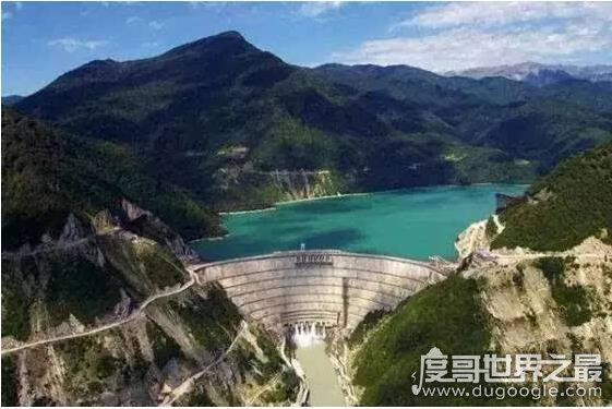 世界上最大的水坝排名,中国三峡水坝乃世界最大水利发电工程