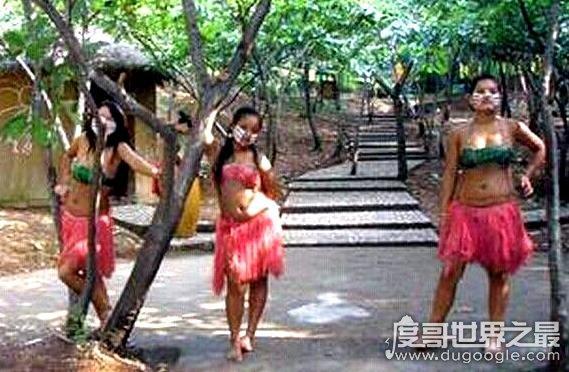 世界上最奇葩的节日,卡图马族甘薯节(女人可强行与男子发生关系)