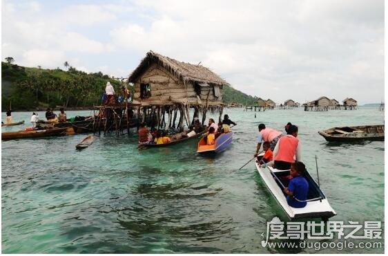巴瑶族人死了藏哪里,他们世世代代生老病死都在海上