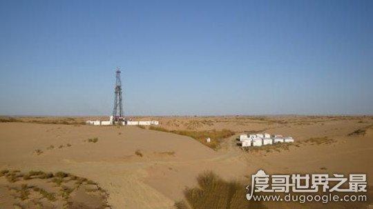中国最大的天然气田,苏里格气田总储量5336.52亿立方米