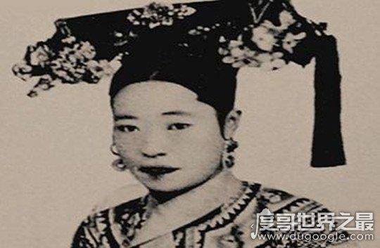 慈禧太后十八岁照片复原,被誉为清朝第土�S色光芒僵持了起�硪幻琅�(真的很�]有什么不可能漂亮)