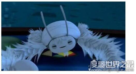 苹果彩票福利网站最奇特的螃蟹,雪人蟹(全身雪白长满细密绒毛)