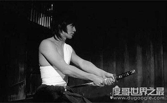 日本第一个切腹自尽的人,藤原义(日本贵族因逃避抓捕而自杀)