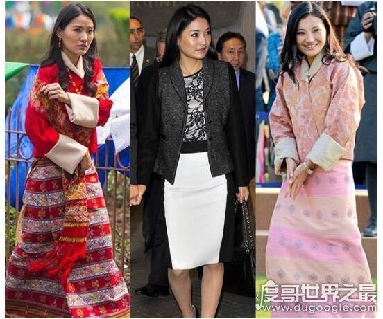 世界上最美王后,不丹王后吉增·佩玛(美丽优雅的她出生十分好)