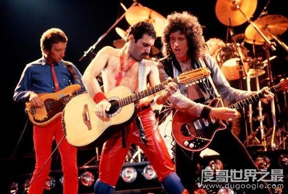 世界十大摇滚乐队,看看你喜欢的乐队有没有上榜