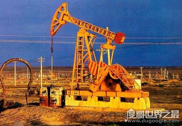世界上最大的油田排名,加瓦尔油田位居榜首(探明储量达112亿吨)