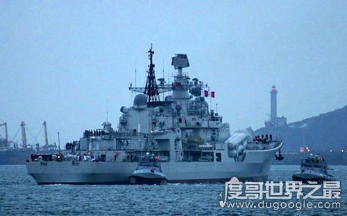 2019年世界十大驱逐舰排行榜,中国的055型驱逐舰排第二