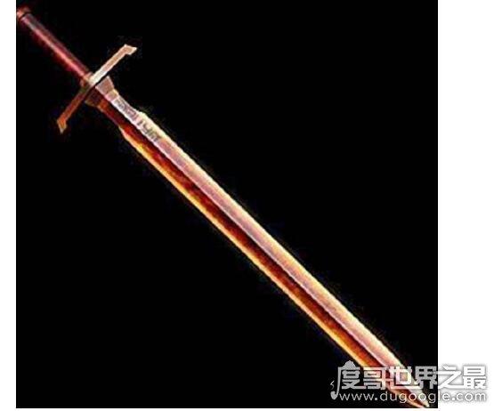 中国十大弟子名剑,最出名的就是干将莫邪(轩辕剑�L最厉害)