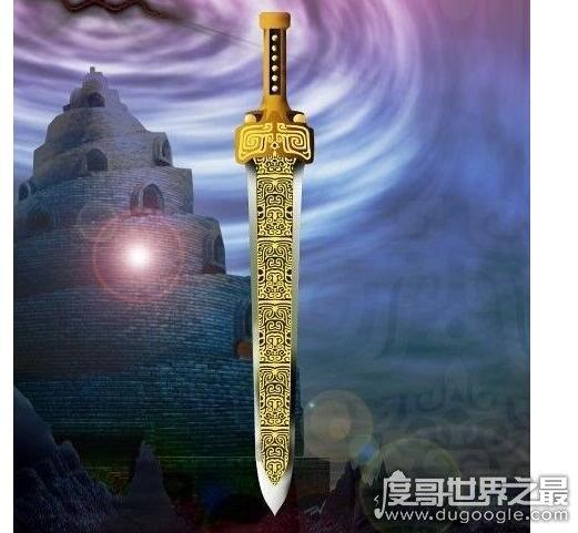 中国☆十大名剑,最出名的就是干将莫邪(轩辕剑�镒罾骱�)