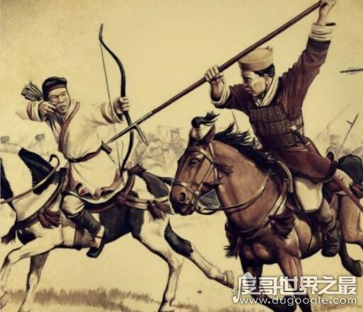 胡服最早由谁引入中原,战国时期由赵武灵王引入(盛行于唐代)