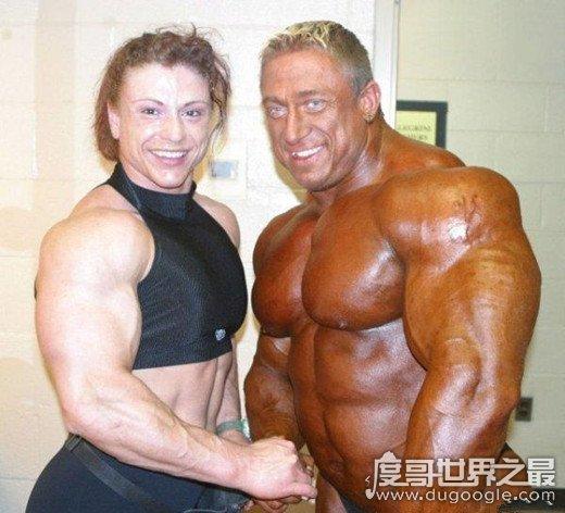 世界上肌肉最恐怖的人,马库斯·罗西尔(全球肌肉最强王者)
