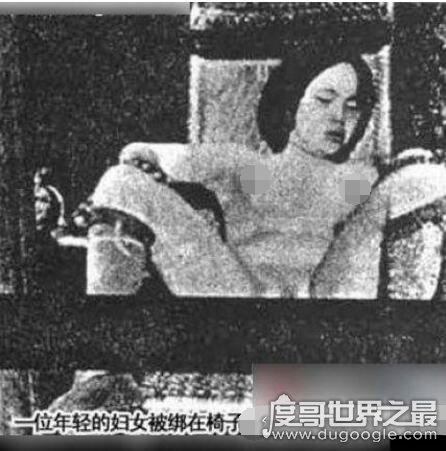 五大古代女子虐刑大盘点,骑木驴和开梨花残忍至极
