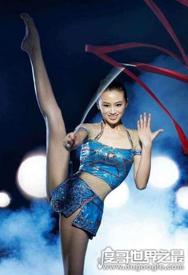 十大最美体操运动员,张豆豆为体操界第一美女(刘佳慧排第二)