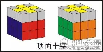 3x3魔方口诀七步公式,只需七步就可快速复原(附教程图)