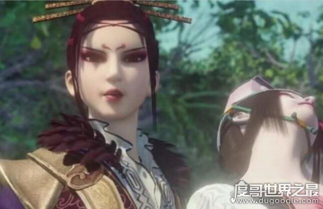 《不良人》李茂贞和女帝的关系,女帝是李茂贞亲妹妹(兄妹已反目)