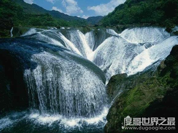 世界上最长的瀑布,基桑加尼瀑布群(分布在100公里的河道上)