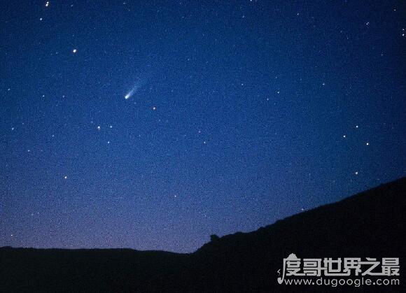 哈雷彗星多少年出现一次,七十多年回归一次(下次2061年回归)