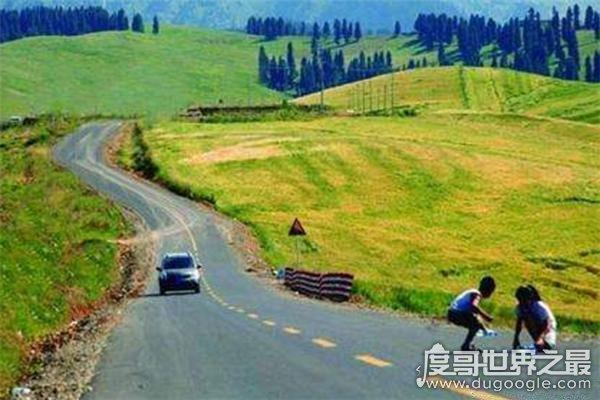 中国十大怪坡盘点,沈阳怪坡最为出名(诡异原理至今是谜)