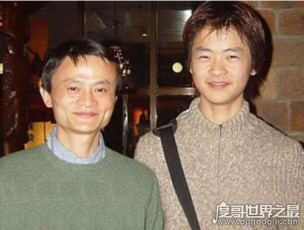 马云的儿了叫什么名字,儿子叫马元坤/女儿叫马雪(真人图片)