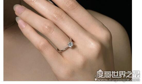 结婚戒指戴哪个手指,求婚、订婚、结婚都应该戴左手无名指