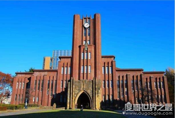 2019年qs日本大学排名,东大第一京大第二(东大排名不及清华)