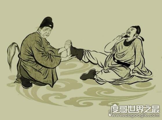 历史上让高力士脱靴的人是谁,李白让高力士国舅磨墨的典故