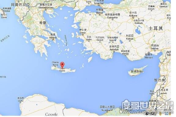 世界上岛屿最多的海,地中海(海上岛屿星罗密布非常多)