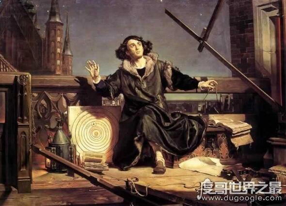 哥白尼怎么死的,享年70岁的他是病逝的(并非被教会烧死)