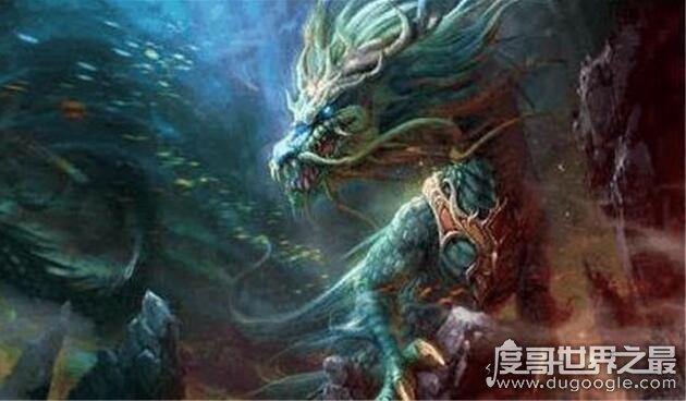 上古中国十大神兽盘点,青龙白虎上榜(都是四象之一)
