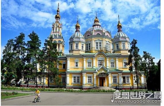 世界最大的内陆国,哈萨克斯坦(国土面积272.49万平方公里)