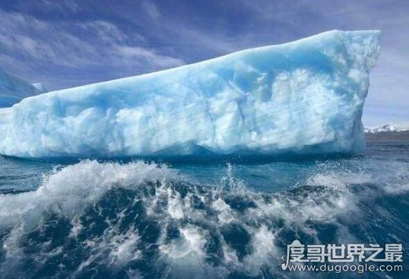 世界上最大的冰川在哪个洲,在南极洲(罗斯冰架相当于法国面积)