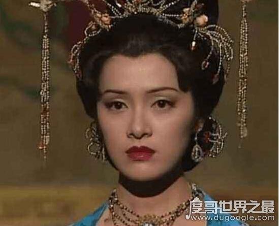 杨贵妃之死的原因揭秘,在逃亡的途中唐玄宗为自保赐死杨贵妃