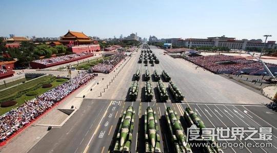 中国阅兵几年一次,中国历届大阅兵次数盘点(共计15次)