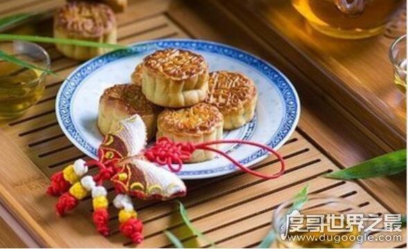 中秋节为什么要吃月饼,月饼助中原人民摆脱统治(并非纪念嫦娥)