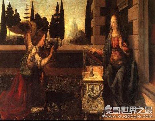 达芬奇的画作有哪些,达芬奇最出名的十大画作(蒙娜丽莎排第一)