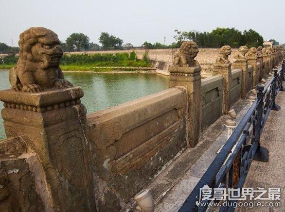 卢沟桥的狮子到底有多少只,经过多次修补现存501个石狮子