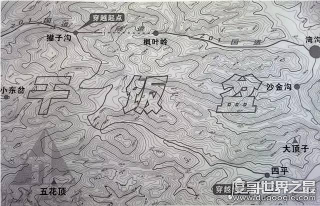 长白山干饭盆之谜,仪器失灵/迷失方向(被称为陆上百慕大)