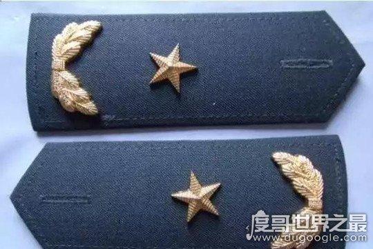少将是什么级别的干部,将官中最低一级(分为文职和军职)